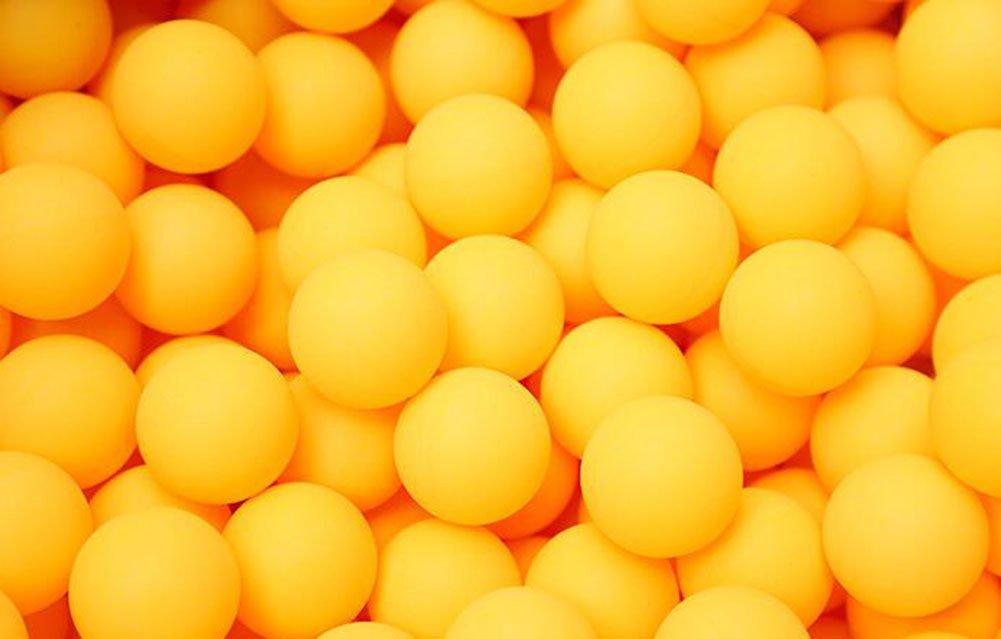 50x Demarkt Tischtennis Bälle Ping Pong Bälle Tischtennisbälle ohne Aufdruck 40mm Weiß