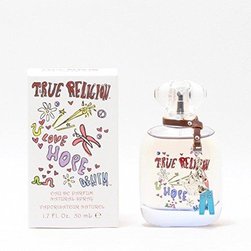 Hope Perfume (TRUE RELIGION LOVE HOPE DENIM by True Religion EAU DE PARFUM SPRAY 1.7 OZ)