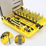 45 in 1 Mobile Phone Repair Tools Kit Precision