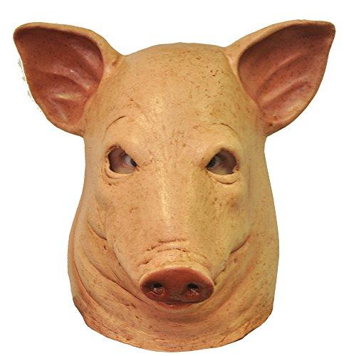 Wonder Clothing Saw Movie Franchise Blood Pig Mask]()