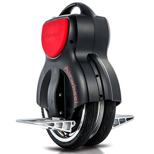 AIRWHEEL Q1 Mini Electric Unicycle with Dual Wheel (black)