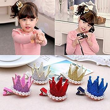 Amazoncom Generic Korean Hair Accessories Fabric Hairpin Small