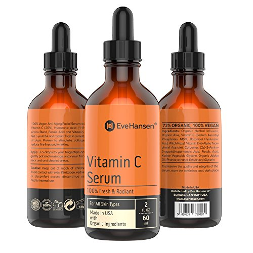 Vitamin Facial Serum Eve Hansen