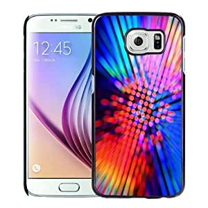 New Personalized Custom Designed For Samsung Galaxy S6 Phone Case For Colorful Laser Spots Phone Case Cover Kimberly Kurzendoerfer