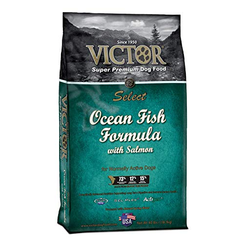 Victor Ocean Fish Formula Dry Dog Food, 40 Lb. Bag