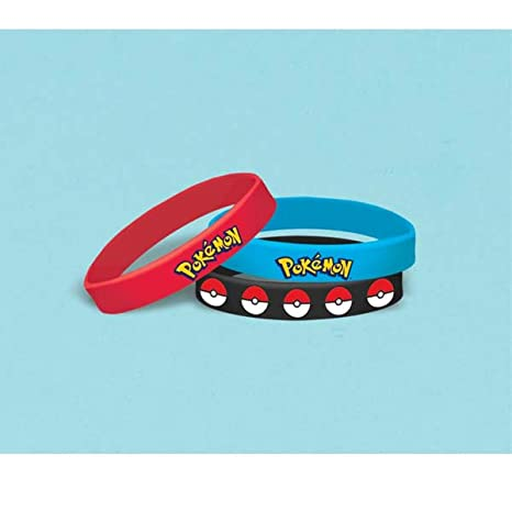 Amazon.com: Servilletas 4 Count Pokemon Muñequera, regalos ...