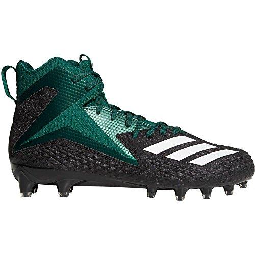 ジェット中間レンズ(アディダス) adidas メンズ アメリカンフットボール シューズ?靴 Freak X Carbon Mid Football Cleats [並行輸入品]