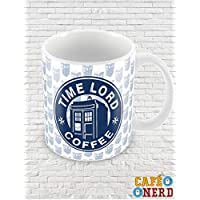 CANECA DOCTOR WHO TIME LORD COFFEE