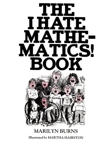 The I Hate Mathematics! Book (Offbeat Books)