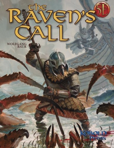 The Raven's Call for 5th Edition: An Adventure for 3rd Level Characters
