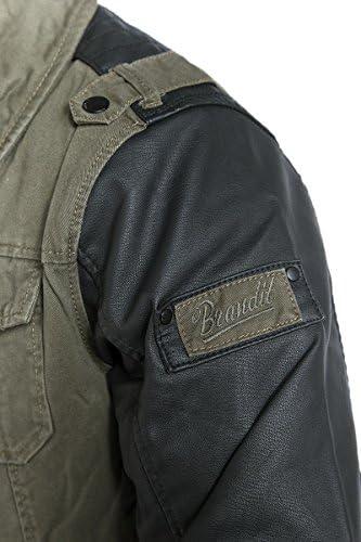 Brandit Ray Vintage Jacket Chaqueta aceitunanegro XL