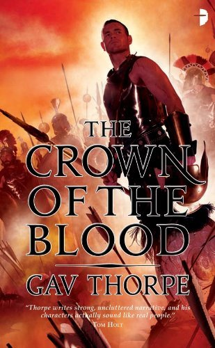 The Crown of the Blood by Gav Thorpe (2010-09-02)