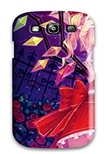 Top Quality Protection Amazing Anime Touhou Case Cover For Galaxy S3