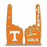 NCAA Tennessee Volunteers #1 Fan Flat Foam Finger