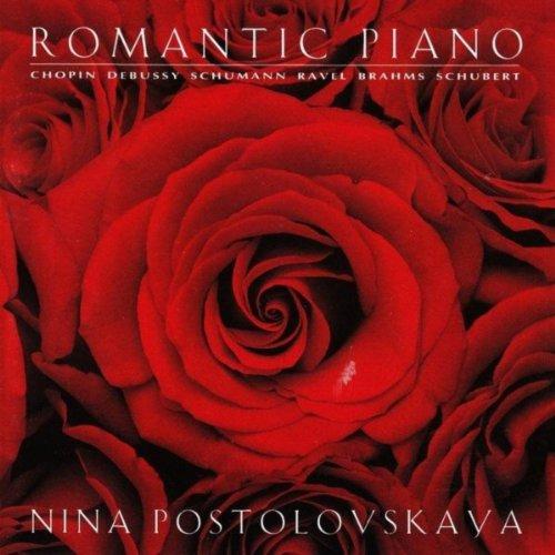 Romantic Piano Nina Postolovskaya product image