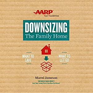 Downsizing the Family Home Audiobook
