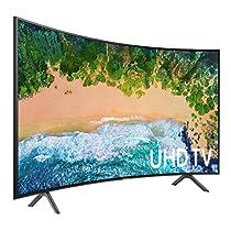 """Scopri le offerte sui TV 4k Curvi Samsung - 49""""/55"""" - Serie NU7300 2018"""