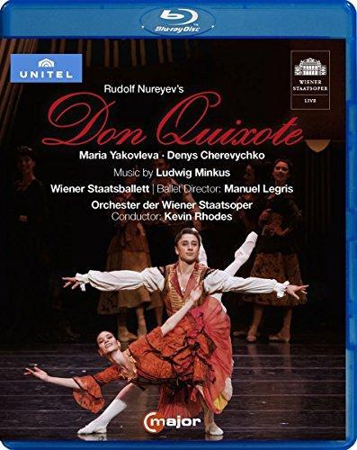 Rudolf Nureyev's Don Quixote [Blu-ray]