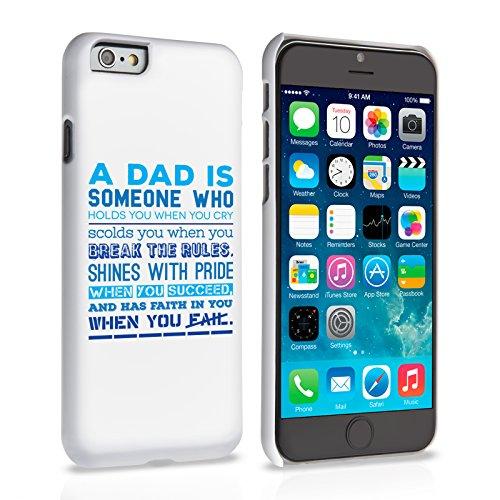 Caseflex iPhone 6 / 6S Hart Hülle Definition von Papa Schtutzhülle