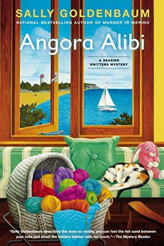 Angora Top - Angora Alibi: A Seaside Knitters Mystery