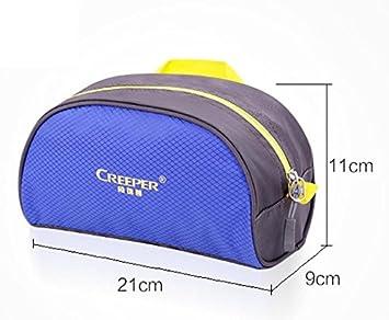 Simple amenidad bolso impermeable al aire libre viajes ...