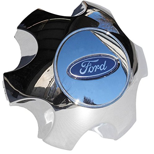 (NEW OEM ALUMINUM WHEEL CHROME CENTER CAP FITS 2010 2011 2012 2013 FORD F-150 20