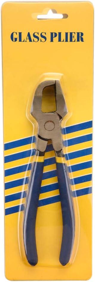 Glaserzange IMT 8 Glasschneider Stahlbacken Glasbrecher
