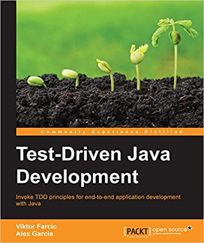 couverture du livre Test-Driven Java Development
