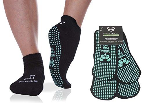 Bamboo Socks Non Slip Pilates Hospital