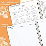 2021 Planner - 2021 Weekly & Monthly Planner with