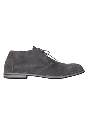 PANTANETTI Herren 8941G Grau Wildleder Desert Boots: Amazon