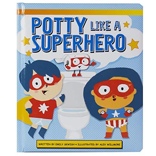 Potty Like a Superhero - PI