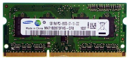 Samsung M471B2873FHS-CF8 1GB  1066MHz 128Mx64 204pin Chip CL 7 (1 Gb Samsung Chip)