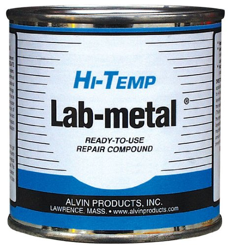 Hi-Temp Lab Metal 24 oz by Alvin Products