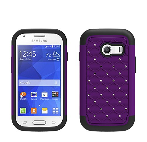 galaxy ace style case bling - 1