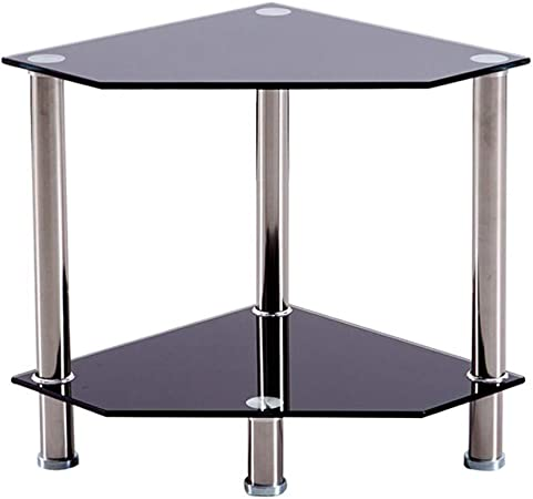 Jcnfa Tables Petite Table Basse Polygon Table Basse En Verre