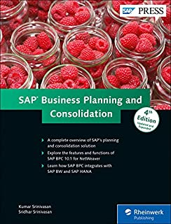 sap business planning and consolidation sap bpc 4th edition advanced concepts business