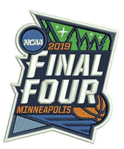 - 2019 Mens Final Four Patch NCAA Basketball Jersey Style Programs PIN in Store!!