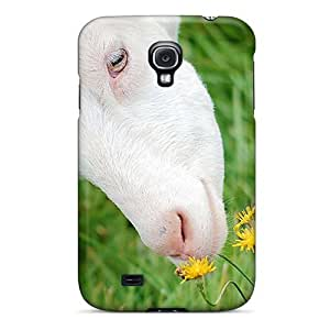 Hot New Animals Parfum De Fleur Case Cover For Galaxy S4 With Perfect Design