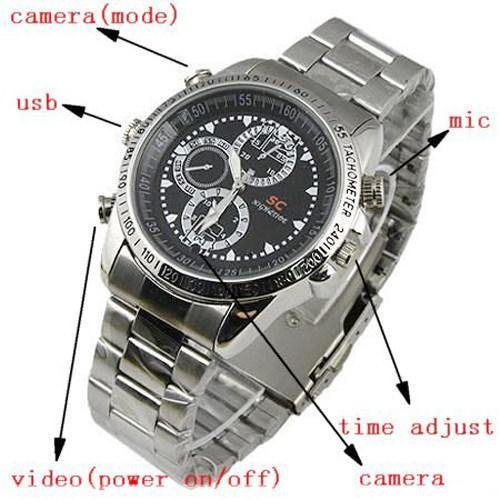 Buy DVR Watch Mini Spy Camera Online at Low Price in India | firstChoice  Camera Reviews & Ratings - Amazon.in