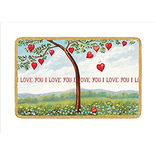 Lucca Paperworks Heart Tree Love Card, 5x7 (1) Sales
