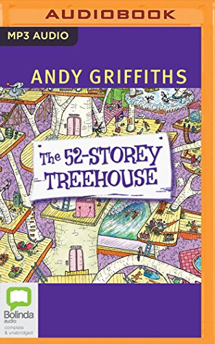 The 13-Story Treehouse | Andy Griffiths | Macmillan