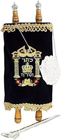 Complete Torah Scrolls Small