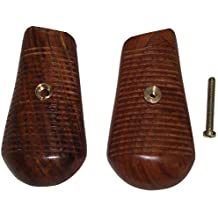Mauser C96 Broom Handle Pistol Grip - Wooden German Army Handle - Repro