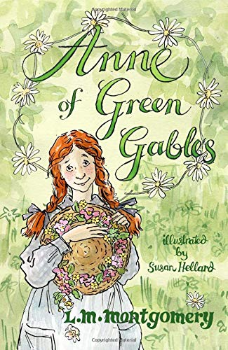 Book cover for Anne of Green Gables