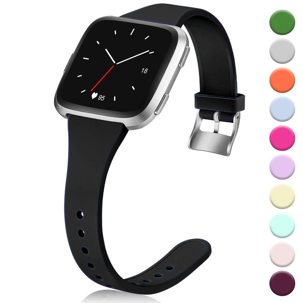 Malla Reloj Fitbit Versa/versa 2/se/lite (negra)