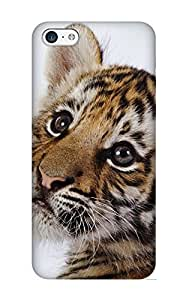 meilinF000Animal Tiger Cub Case Compatible With iphone 6 4.7 inch/ Hot Protection Case(best Gift Choice For Lovers)meilinF000