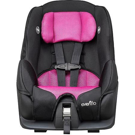 Evenflo Tribute LX Convertible Car Seat, Abigail Wonderful Choice For Anyone with Small Children