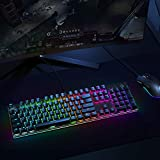 AUKEY Mechanical Gaming Keyboard with