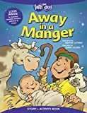 Away in a Manger Story + Activity Book (Faith That Sticks) by Martin Luther (2015-09-06)